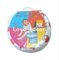 China (Mainland) R045  FREE SHIPPING wholesale,soft potty baby seat, children's toilet tool, toilet use, for 1-7 years old, R045