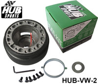 Wholesale Universal High performance Racing Steering Wheel Hub Adapter Boss Kit for VOLKSWAGEN golf2 HUB VW Have In Stock