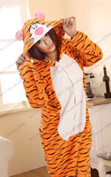 adult onesies - Kigurumi Pyjamas Costume Anime Cosplay Red Panda Adult Onesies Animal Pajamas MYY6689