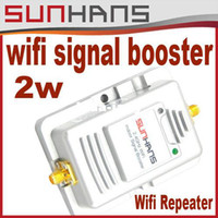 Wholesale Direct Marketing Sunhans Router Range Expander Wifi Repeater Up To w Wireless Wifi Signal Booster