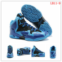 Mid Cut Men Winter outdoor Professional sport shoes james XI 11 basketball shoes with logo men sneakers sports shoes A++ quality shoes