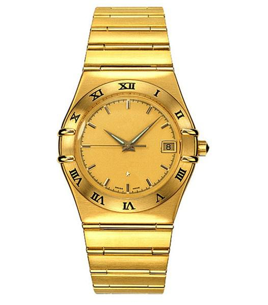 luxury brand s swiss auto mens quartz gold