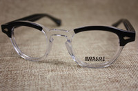 Hottest Moscot glasses frame sz: L M S. Black and white color...
