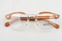 High quality Transparent color with tea color glasses frame ...