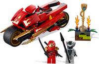 Wholesale 3 set Ninja Phantom Ninja generations Kay wheel motorcycle building block sets eductional kids toys