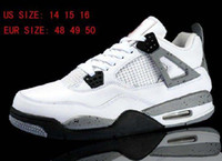 Wholesale big sizes us size bred cement grey Men s Basketball Athletic Shoes us size
