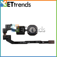 Wholesale Original Home Button Flex Cable Ribbon for iPhone S Replacement Repair Parts AA0472