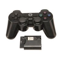 Wholesale New Wireless Game Controller USB G Pad Joystick Sensitive for PS2 PS3