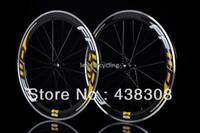 carbon bicycle wheel set - FFWD F6R Wheels carbon clincher mm FFWD Alloy carbon Road bicycle wheelset c aluminum braking bike wheel set HOT Selling