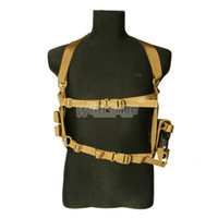 Wholesale WINFORCE TACTICAL GEAR NWH Modular Shoulder Harness NYLON QUALITY GUARANTEED OUTDOOR HARNESS