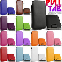 Cheap Leather N9000 pull tab pouch Best For Samsung For Christmas leather sleeve