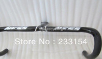 Wholesale Newest NESS carbon bicycle Handlebar carbon bike Handlebar road handlebar and Stem integrative