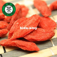 Wholesale Supreme Organic Dried Big Chinese Wolfberry Fruit Goji Berry g T001