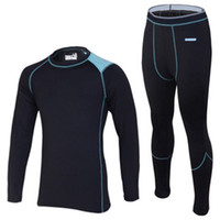 Wholesale hot arrive Winter Function Thermal Underwear Long Sleeves Cycling Apparel Set Road Cycling Jersey cycling underwears