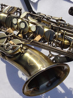 Wholesale Eclogue e alto saxophone tenor saxophone antique copper pearl sallei