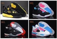 Wholesale 18 Colours Hot Sale Retro IV Women s Basketball Sport Footwear Sneaker Trainers Shoes Colours