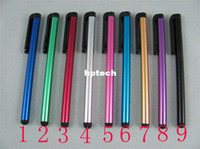 Wholesale STYLUS Capacitve Touch Pen for iPhone iPad iTouch Samsung Galaxy Samsuang Pad