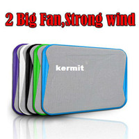 Wholesale BIg Fan Colorful Laptop Cooling Pad Laptop Cooler With Retail Box