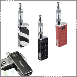 Wholesale 100 Original Innokin Itaste MVP VV MOD box starter kit set Itaste MVP variable voltage electronic cigarette Itaste MVP V2 with Iclear