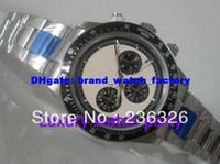 Luxe de luxe perpétuel Paul Newman acier inoxydable mécanique hommes montres montres pour hommes