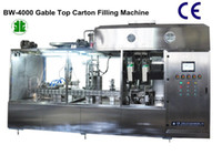 Wholesale Fully Automatic Gable Top Carton Filling Machinery BW