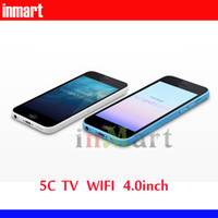 Wholesale New Arrival hot C phone cell mobile phone appearance with TV WIFI inch screen n9 f8 in our store
