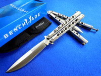 Folding Blade Knives  Top quality Benchmade BM42 knife Fine balde benchmade knife 440C balde 59HRC gift knife collection knife free drop shipping