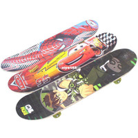 Wholesale Fedex New Four pairs Alice skateboard scooter highway board Children Skateboard with complete longboard skateboa