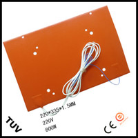 Wholesale High Quality Flexible Silicone Heater with Temperature C C for D Printer