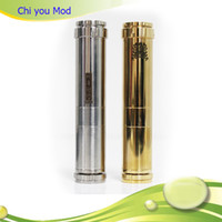 Electronic Cigarette Set Series stainless,gold Wholesale High Quality Chi you mod Electronic Cigarette Mech Mod Nemesis mod kayfun s1000 Clone chiyou Mod