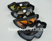 Wholesale In stock Cool Motorcycle Motocross ATV Dirt Bike Off Road Racing Goggles glasses Surfing Airsoft Paintball