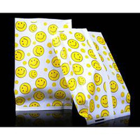 Wholesale popular food Grease proof paper package bag size cm