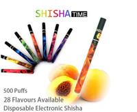 Electronic Cigarette Set Series  New style-disposable Shisha Pens Viarious flavors Shisha Pipes Sticks I Hookah Vapor Shisha Time 150pcs