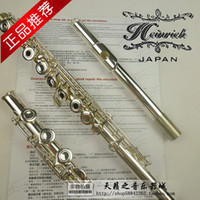 Wholesale free shippin heinrich flute trepanned flute