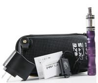 achat en gros de x8 atomiseur v2-Populaire ego X6 cigarette électronique avec X8 ou V2 Tank atomiseur Clearomizer 1300mAh batterie Vaporisateur Transformateur de tension Lava Tube