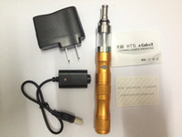 Electronic Cigarette Set Series  ego X6 Electronic cigarette with X8 Or V2 Tank atomizer Clearomizer 1300mAh battery Vaporizer Voltage Transformer Lava Tube Factory Offer