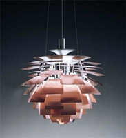 Wholesale Modern Fashion White Poul Henningsen PH Artichoke Pendant Lamp Chandelier Lamp Dia CM
