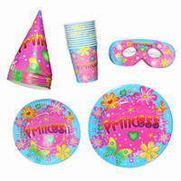 princess birthday party supplies - Party Products