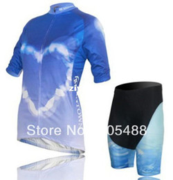 Wholesale 2013 NEWS PAD Polyester SPEED women LOVE bicycle apparel Cycling wear bike wear short sleeve jersey shorts XS XL