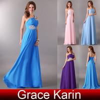 deco - Grace Karin New Fashion Beaded Deco Evening Party Dresses Long Formal Prom Gowns Dress size CL2949