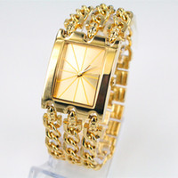 Wholesale 2013 new model Luxury Bracelet Wristwatch Fashion lady dress watch Famous Brand women GS watch Jewelry Gifts