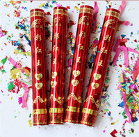 Wholesale New Party Cannon Fireworks Gun Wedding Celebration Party Supplies