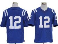 Wholesale Player Jerseys Royal Blue Elite Football Team Jerseys American Football Uniforms Brand Sports Team Jerseys Cheap Football Wears Hot Sale