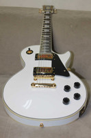 Solid Body 6 Strings Mahogany G white Custom Shop 2008 Electric Guitar Freeshipping