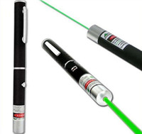 Wholesale 5mW nm Green light Beam Newest mW mW nm Green Beam Laser Pointer Pen