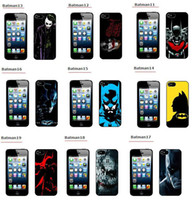 For Apple iPhone batman cells - 2013 New Style Phone Accessories Comicbook iPhone Case iPhone S S phone case Batman Case Cell Phone Parts