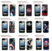 For Apple iPhone apple store iphone covers - Captain America Phone Case Comicbook iPhone Case iPhone S S phone case iPhone Cases covers yakuda store Mobile Fun