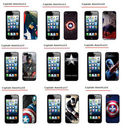 Wholesale Captain America Phone Case Comicbook iPhone Case iPhone S S phone case iPhone Cases covers yakuda store Mobile Fun