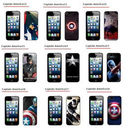 Wholesale Captain America Phone Case Comicbook iPhone Case iPhone S S phone case iPhone Cases covers yakuda store Mobile Fun