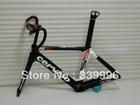 Road Bikes Carbon Fibre UD 2013 Cervelo S5 VWD Red White Black Included Frame+3T Carbon Rotundo Team Handlebar+3T Stems+Fork+Seatpost+Clamp+Headset Free shipping